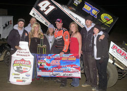 Johnson went on to win in commanding fashion over a very stout field of 59 competitors.