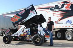 The JJR team's goal for 2011 is to reach 25 plus wins.