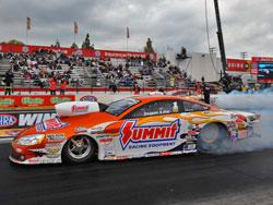 Jason Line's Summit Racing Equipment Pontiac GXP