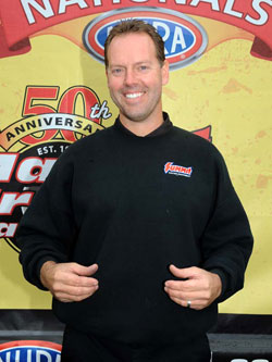Jason Line sits 3rd in the 2013 K&N Horse Power Challenge points race