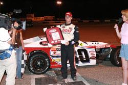 Former Lucas Oil Modified Series Champion Jason Patison
