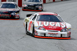 Jason Patison Racing debuted in the NASCAR Camping World East Series
