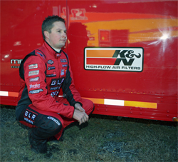 Jason Meyers posted two top-10 finishes in the World of Outlaws Attel Dirt Car Nationals Season Opener in Florida