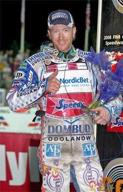 Australian Ace Jason Crump confident about Scandinavian Grand Prix in Malilla