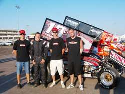 Jeremy Campbell Motorsports Team