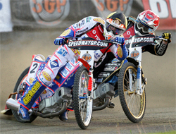 Russian teenager Emil Sajfutdinov broke Jason Crump's record of being the youngest rider ever to win a World Speedway Grand Prix