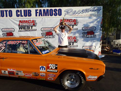 Jeff Interlicchia at Auto Club Famoso Raceway