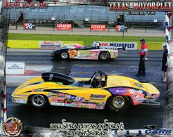 NHRA Lucas Oil Drag Racing Series Super Gas champion Jeff Lopez