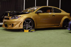 Jeff Maldonado's custom 2006 Scion tC