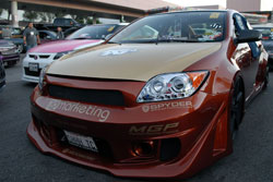 SEMA featured Jeff Maldonado's custom Scion tC