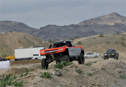 Laughlin Desert Challenge is the first of five SCORE off road races
