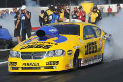 With 2013 behind him, Jeg Coughlin is eager for the opening race of the upcoming season, where he anticipates continuing a winning tradition.