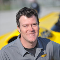 Five-time World Champion Drag Racer Jeg Coughlin Jr. Wins K&N Horsepower Challenge Fan Vote