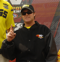 Jeg Coughlin hopes to become a three-time K&N Horsepower Challenge winner