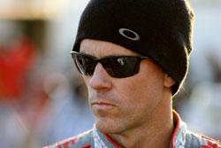 USAC National Midget Car Driver Jerry Coons Jr.