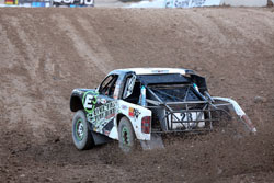 Lucas Oil Off Road Racing Series Pro 4 truck racer Jerry Daugherty