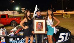 2011 Lucas Oil Rockstar Modified Champion Jim Mardis