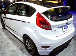 SEMA featured 2013 Ford Fiesta SE Hatch