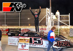 John Henry recently won four straight races at Attica Raceway Park