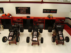 The Williams family and the John Jory Motorsports family have now been working partners for twelve years.