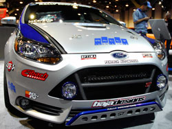 2013 Ford Focus ST at SEMA