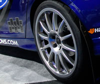 2013 Ford Focus ST Rally Car at 2012 SEMA
