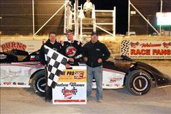 Jon Henry's win at Attica Raceway Park