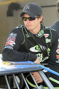 Jon Henry is proving to be a rising star for Modifieds in the years to come