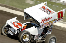 Allard's other main focus for the 2011 season is making the cut for the Knoxville Nationals.