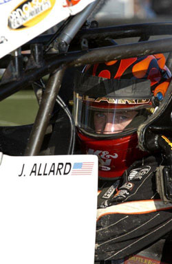 The added reliability K&N products deliver to Allard Motorsports has helped them to win championships, says Allard.