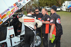 Jonathon Allard and Team Allard Motorsports are anticipating a competitive and successful season in 2012.