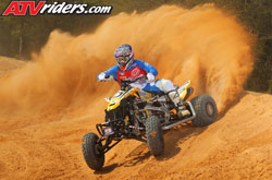 After sitting out of the AMA ATV Motocross Racing Series, former champion, Josh Creamer, is anxious to return in 2013.