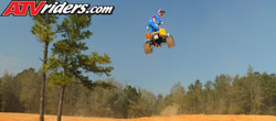 Josh Creamer will be racing in the AMA ATV Motocross Racing Series during the 2013 season with team PCS Performance/ Can-am.