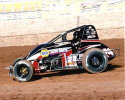 Sprint Car Dirt Series Racer Josh Hodges