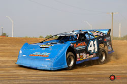 Shortly after winning at Beckley Motorcports park, Josh McGuire and his crew earned another checkered flag at the K-C Raceway, at Chillicothe, Ohio.