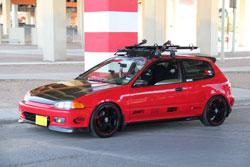 Juan E. Sierra Ortiz's 1992 Honda Civic 3 Door Hatchback