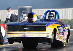Justin Lamb ran a near perfect final at Infineon Raceway giving him his eighth coveted Wally.