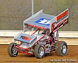 Mike Kekich of Kekich Racing