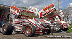 Adam and Mike of Kekich Racing Keep Family Racing Tradition Alive