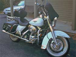 Brian Keller's 2005 Harley Davidson Road King Classic