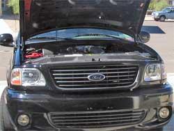 Kenny Seymour's 2004 Ford Lightning
