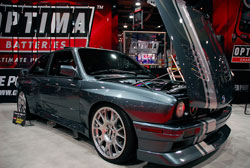 SEMA displayed BMW M3 with LS3 Engine swap, T56 6-speed transmission and much more