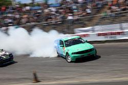 Vaughn Gittin Jr. drives the 2010 Falken Tire Ford Mustang