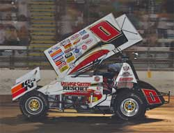King of California event at Silver Dollar Speedway, photo courtesy of Steve Cox