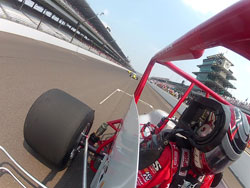 Kody Swanson at Indianapolis Motor Speedway - Pavement Silver Crown