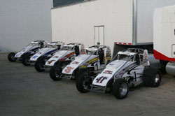 Kruseman's Sprint Car and Midget Driving School is located in Ventura, California, has been in operation for 11 years.