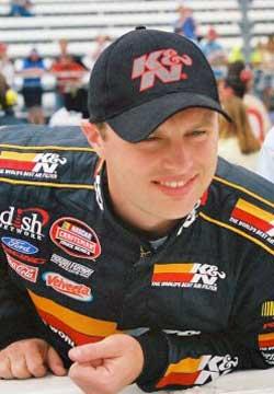 Travis Kvapil is Preparing for NASCAR Sprint Cup Series