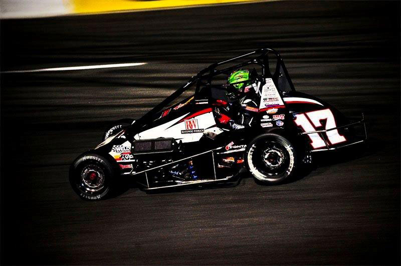 Larson Says Pavement Midgets Are One Of His Favorite Cars To Compete In
