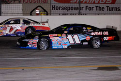 Auto Club Late Models at Toyota Speedway at Irwindale
