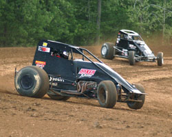 Kyle Wessmiller plans to include the ASCS non-wing, Illinois Sprint Series, MSCS and select USAC events in 2010